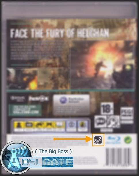 (والشريط (امريكي-اوربي-ياباني PS3 طريقة معرفة نوع   Fdr