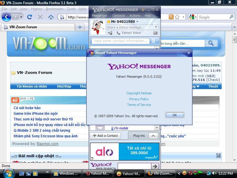 Yahoo! Messenger v9.0.0.2152 (NEW 24/03/2009) Untitled-3