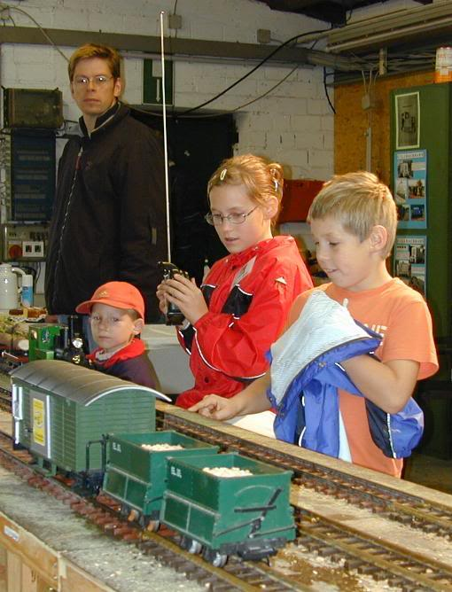 Akku / RC Lokomotiven Funkerine