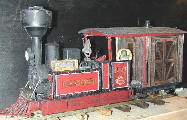 Akku / RC Lokomotiven Lnierung21
