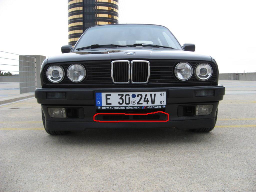 BMW e30 316i - Sivu 2 Front