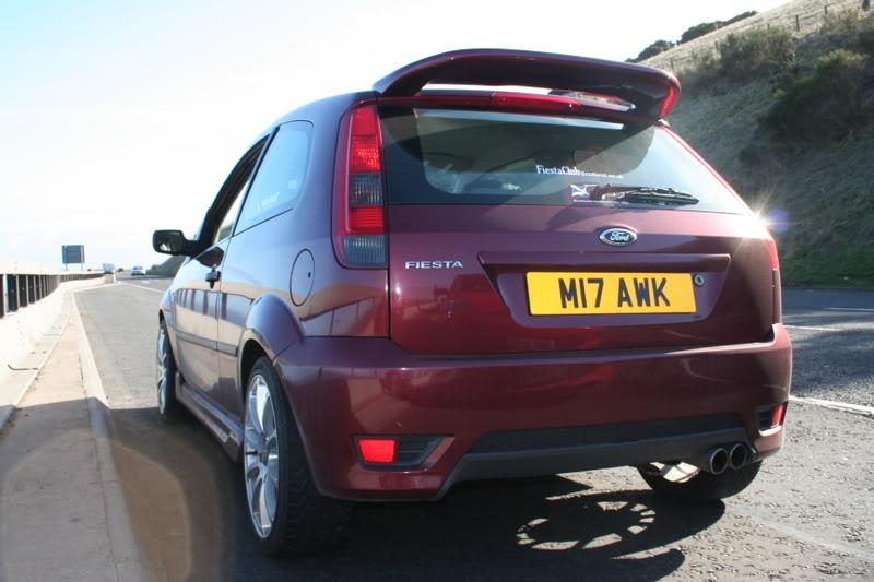 Svensey's Fiesta Mk6 IMG_9850