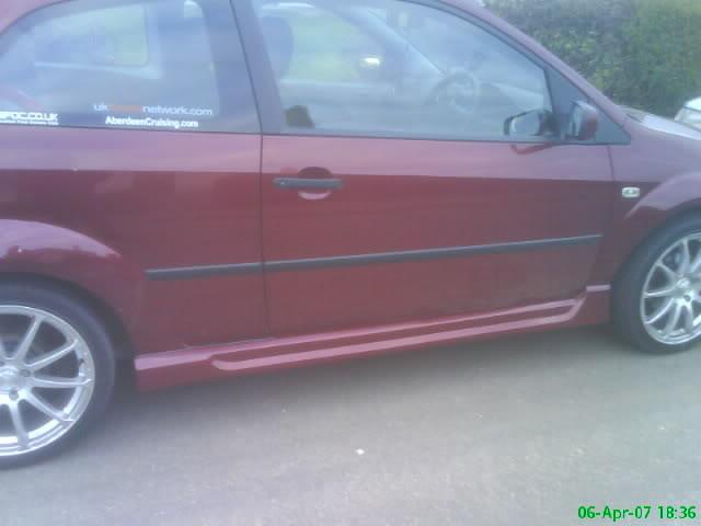 Svensey's Fiesta Mk6 DSC00252