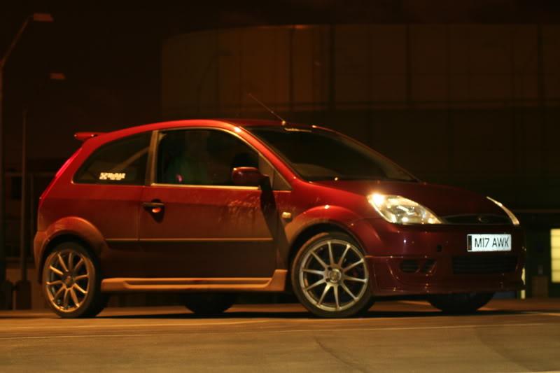Svensey's Fiesta Mk6 IMG_8827