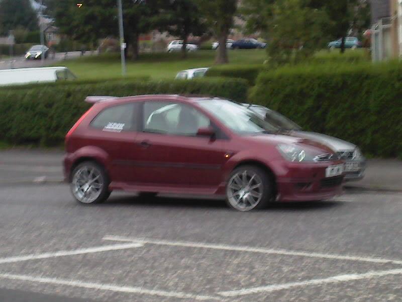 Svensey's Fiesta Mk6 Photo-0019