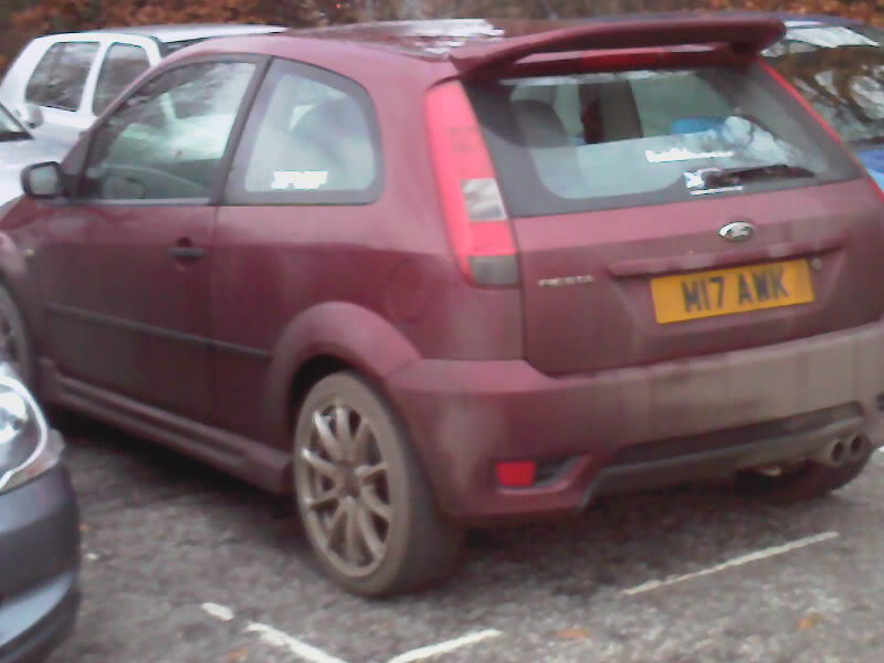Svensey's Fiesta Mk6 Photo-0145