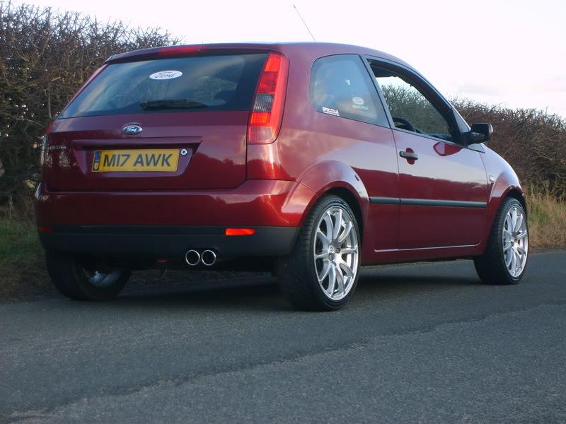 Svensey's Fiesta Mk6 S5000852