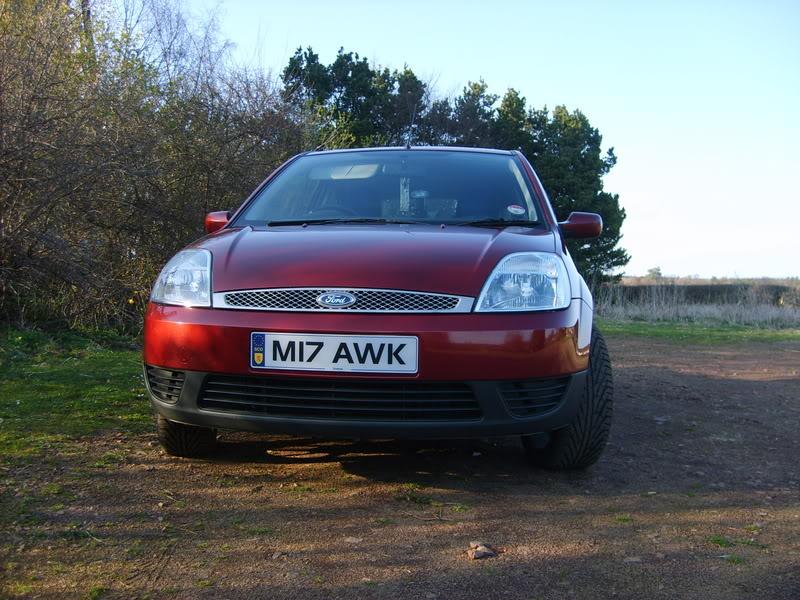 Svensey's Fiesta Mk6 S5001206