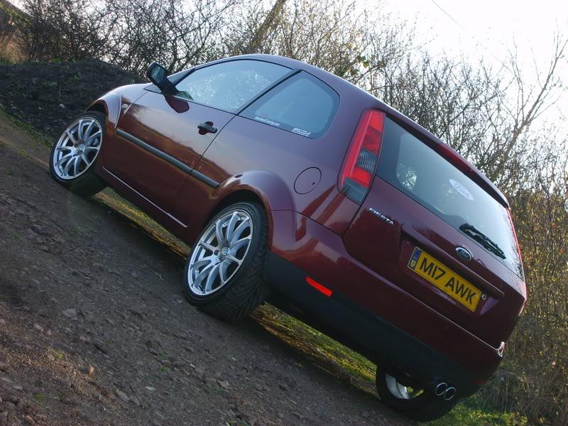 Svensey's Fiesta Mk6 S5001207