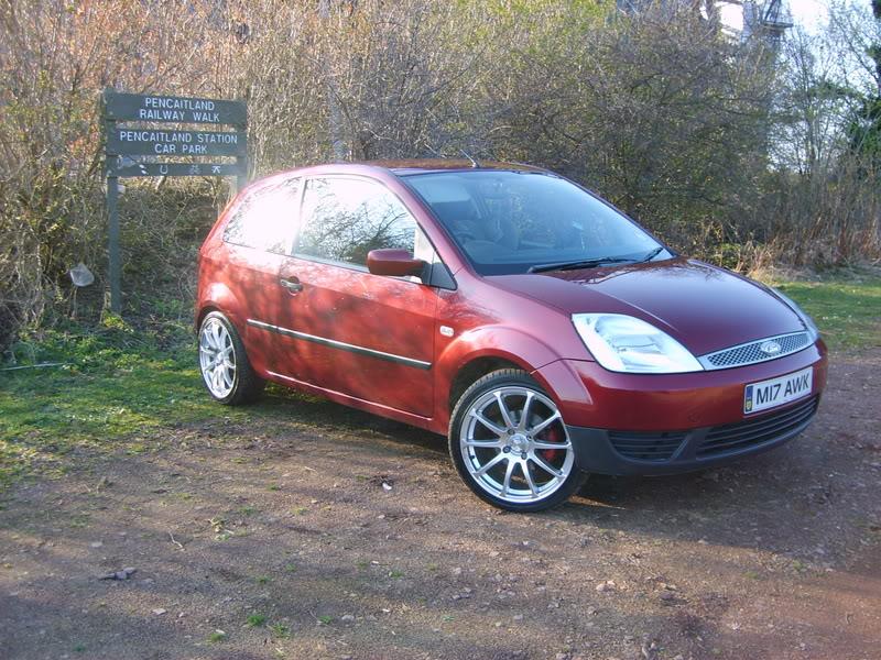 Svensey's Fiesta Mk6 S5001219