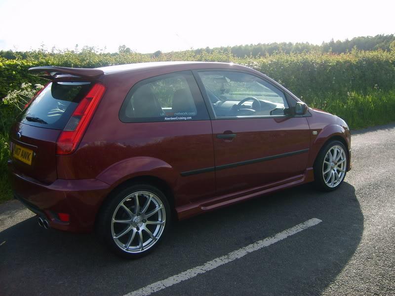 Svensey's Fiesta Mk6 S5001417