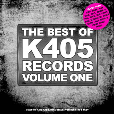 Hay guys check this out! The Best of K405 Records Vol 1 Image001