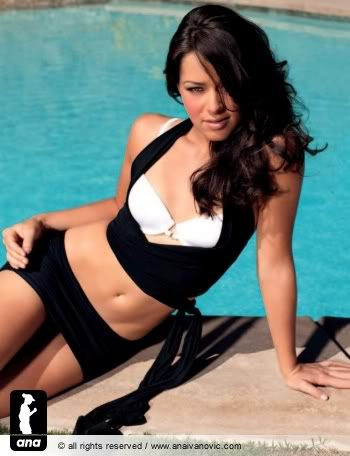 Les athlètes féminines hot!!! Ana