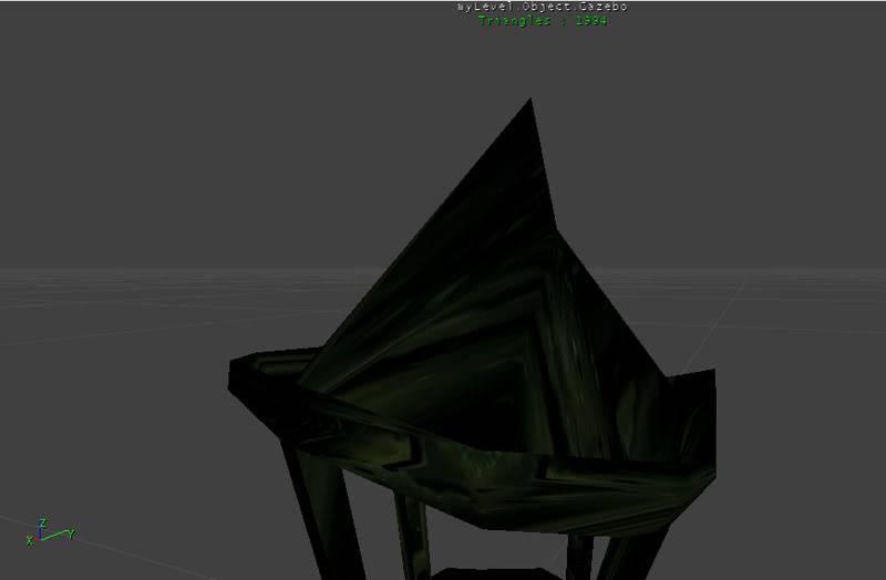 Unreal doesn't like 2D planes GazeboFixed