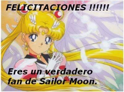 ¿Cuanto sabes de Sailor Moon? Sabessailor