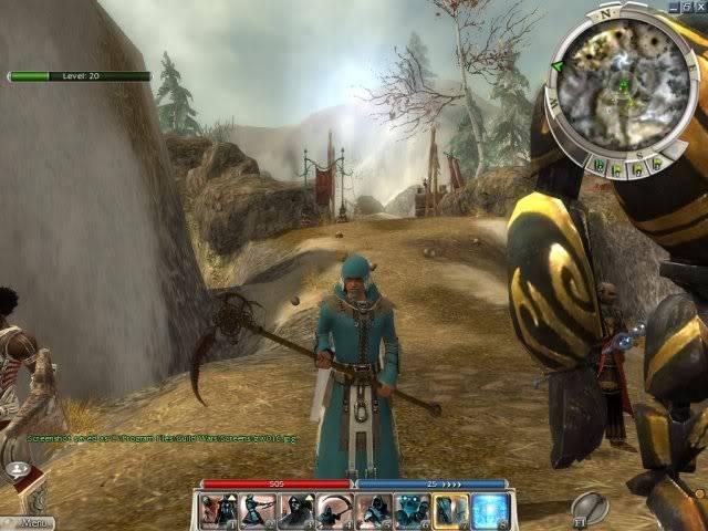 Guild Wars Derv