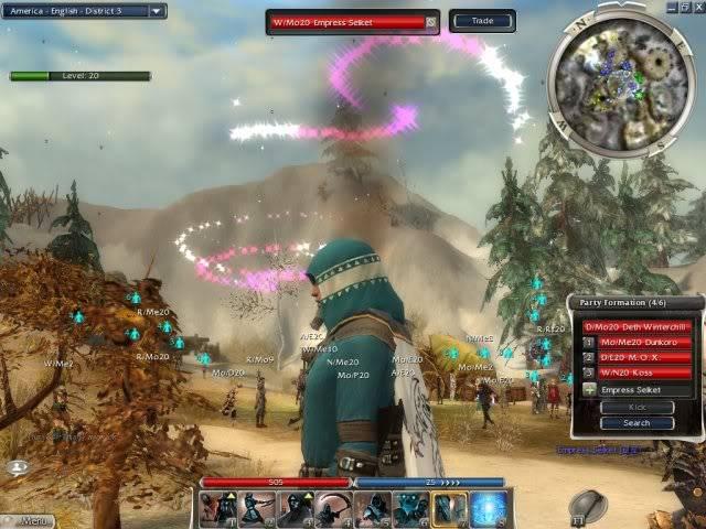 Guild Wars GW4thanni