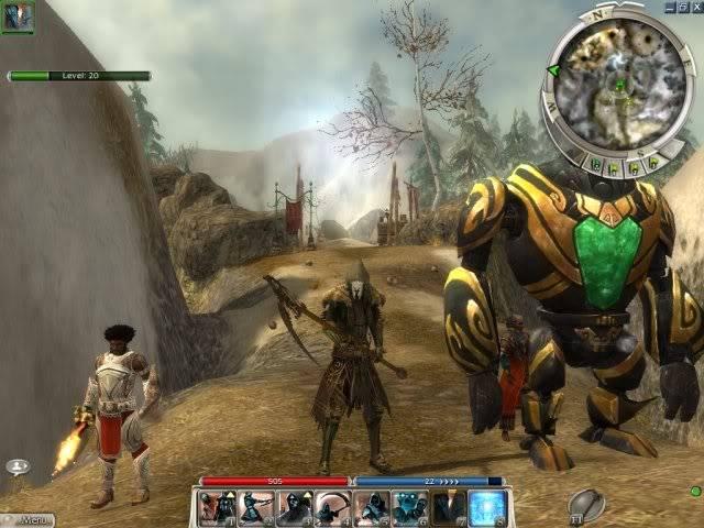 Guild Wars Grenth