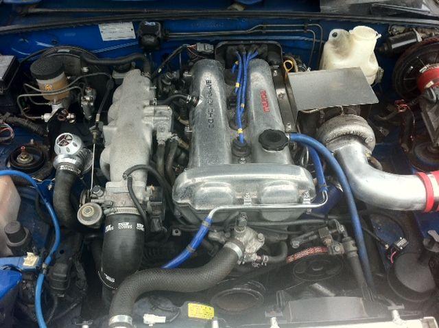 1990 mx5 turbo  Photo-95