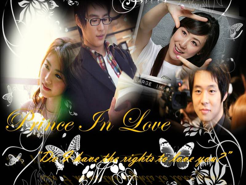Prince In Love (TVXQ and Jang Ri In) PRINCEINLOVEREMAKE