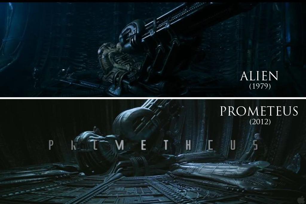 Prometheus ¡menuda decepción! Tie1