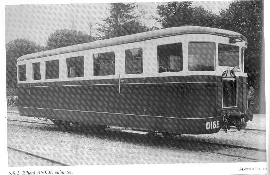 Piko DB Railbus for sale BillardA50DLOise