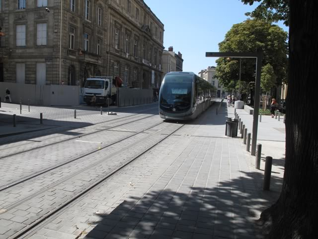Day trip to Bordeaux, model shop and trams IMG_0529