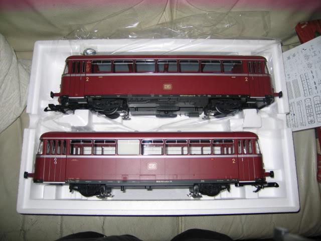 Piko DB Railbus for sale IMG_8911