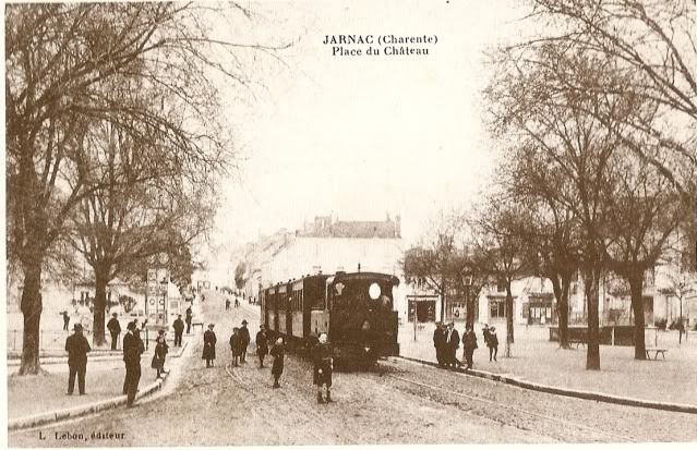 Old French Railway Postcards - Page 4 Jarnac1