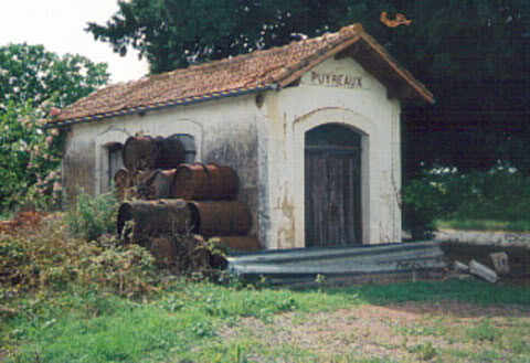 Chemins de Fer de la Vienne Puyreaux
