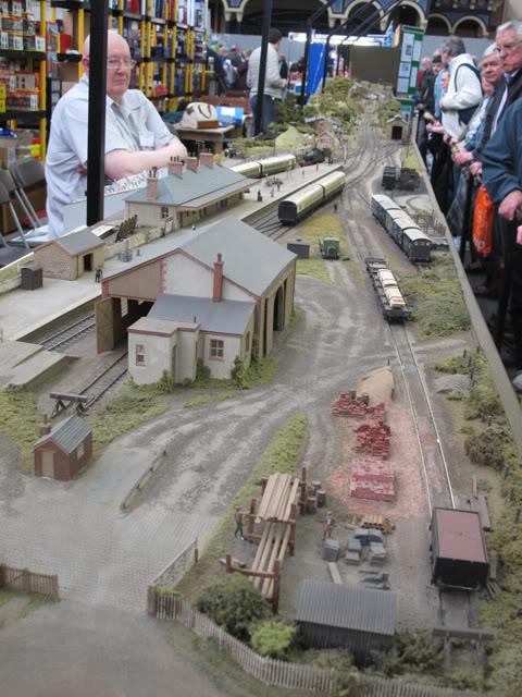 London Festival of Model Railways Ruxley