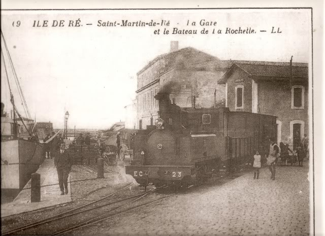 Old French Railway Postcards - Page 4 StMartin