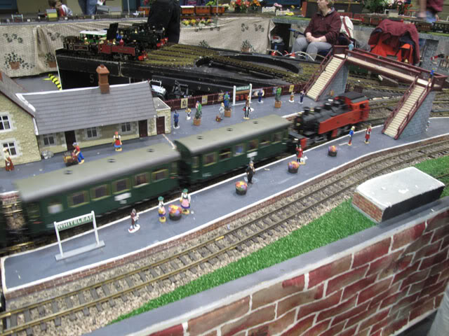 London Festival of Model Railways Whiteleaf