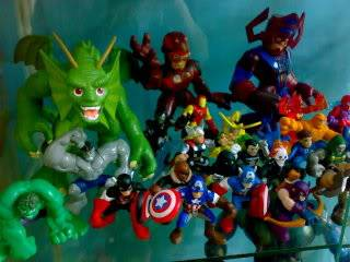 Marvel Superheroes Squad, Showdown, Minimates, Figurine, Mighty Muggs, Cosbaby - Page 3 02112009953