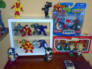 Marvel Superheroes Squad, Showdown, Minimates, Figurine, Mighty Muggs, Cosbaby - Page 3 15112009965
