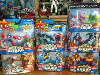 Marvel Superheroes Squad, Showdown, Minimates, Figurine, Mighty Muggs, Cosbaby - Page 3 28122009997