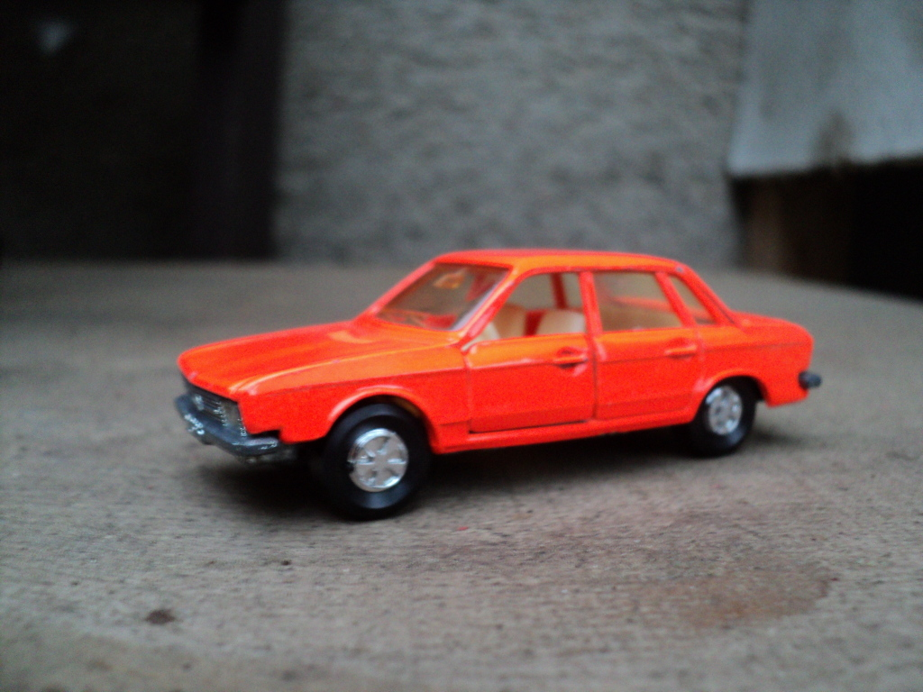 VW K70 1970 v/s VW K70 1973 DSC01448