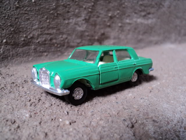 Nº237 Mercedes 280-SE N237Mercedes280SEVert