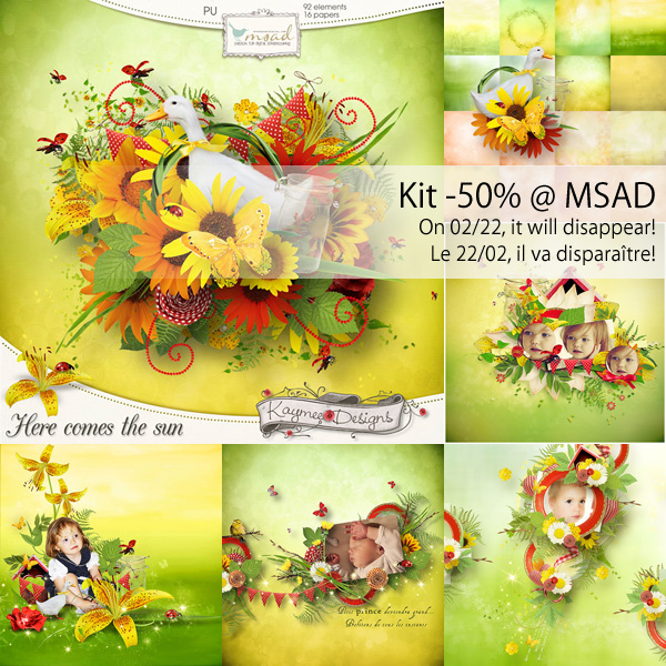 Kaymee Designs ~ MAJ : 1er février - Page 2 Adlovelyprices004_herecomesthesun