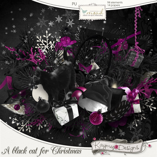 Kaymee Designs ~ MAJ : 1er février - Page 2 Preview_ablackcatforchristmas_kaymeedesigns