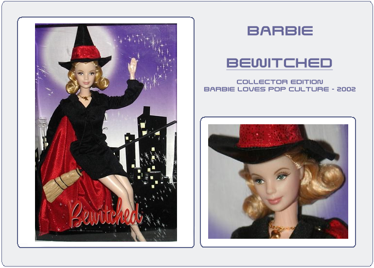 Bewitched BARBIEBEWITCHED