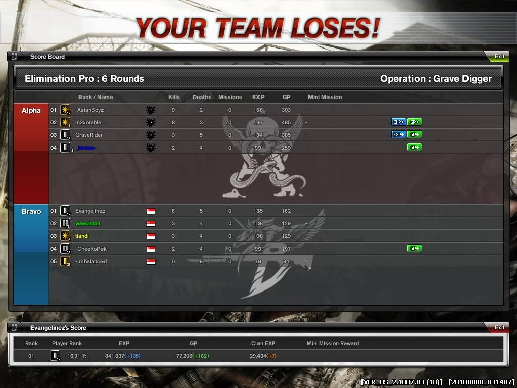 Many Clan War photos we won! And some losts.. Combat-Arms_100