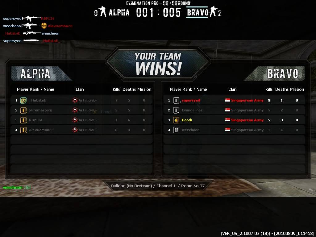 Many Clan War photos we won! And some losts.. Combat-Arms_104