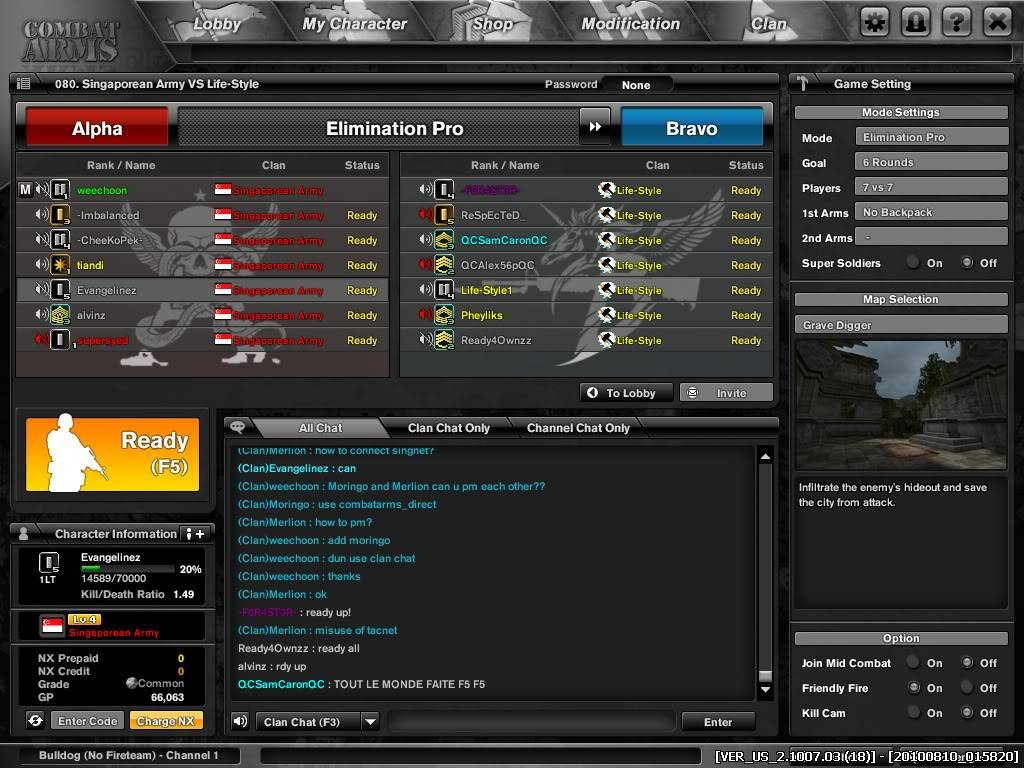 Many Clan War photos we won! And some losts.. Combat-Arms_109