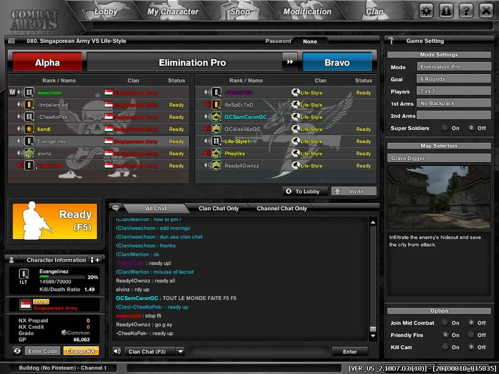Many Clan War photos we won! And some losts.. Combat-Arms_110