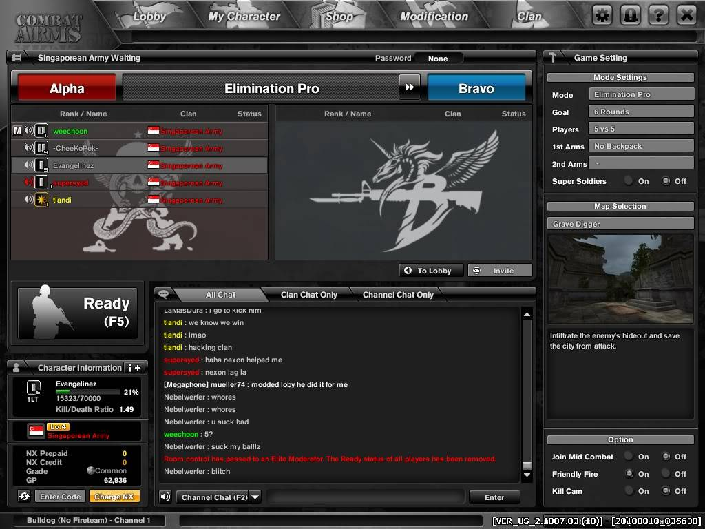 Many Clan War photos we won! And some losts.. Combat-Arms_120