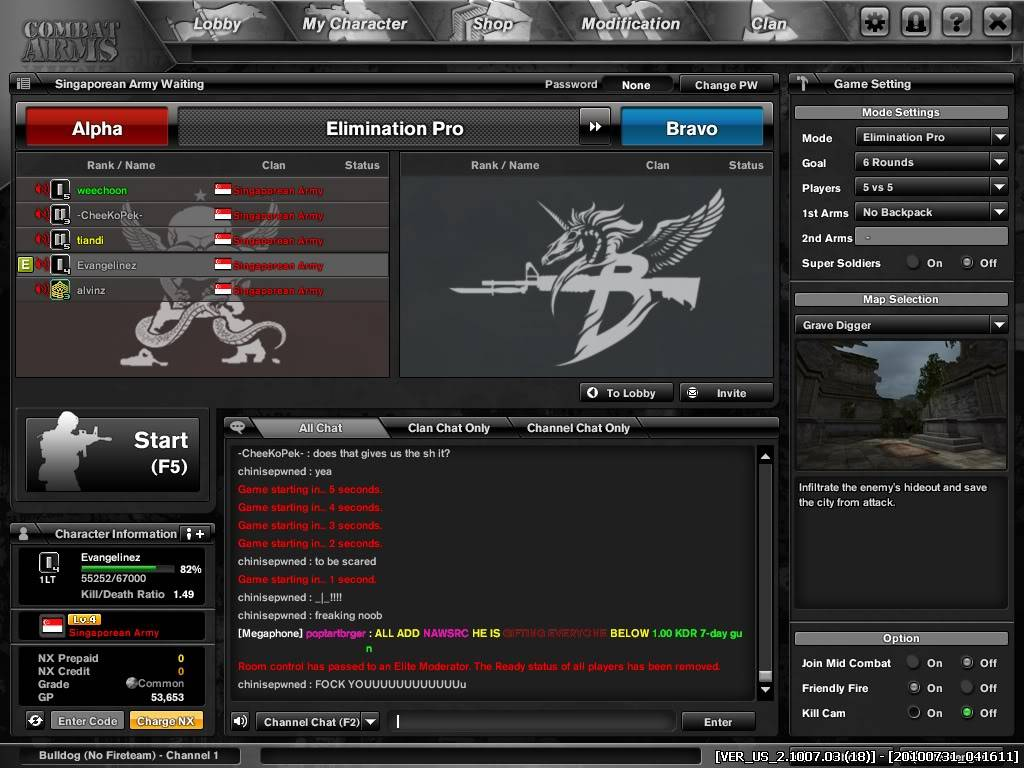 Many Clan War photos we won! And some losts.. Combat-Arms_73