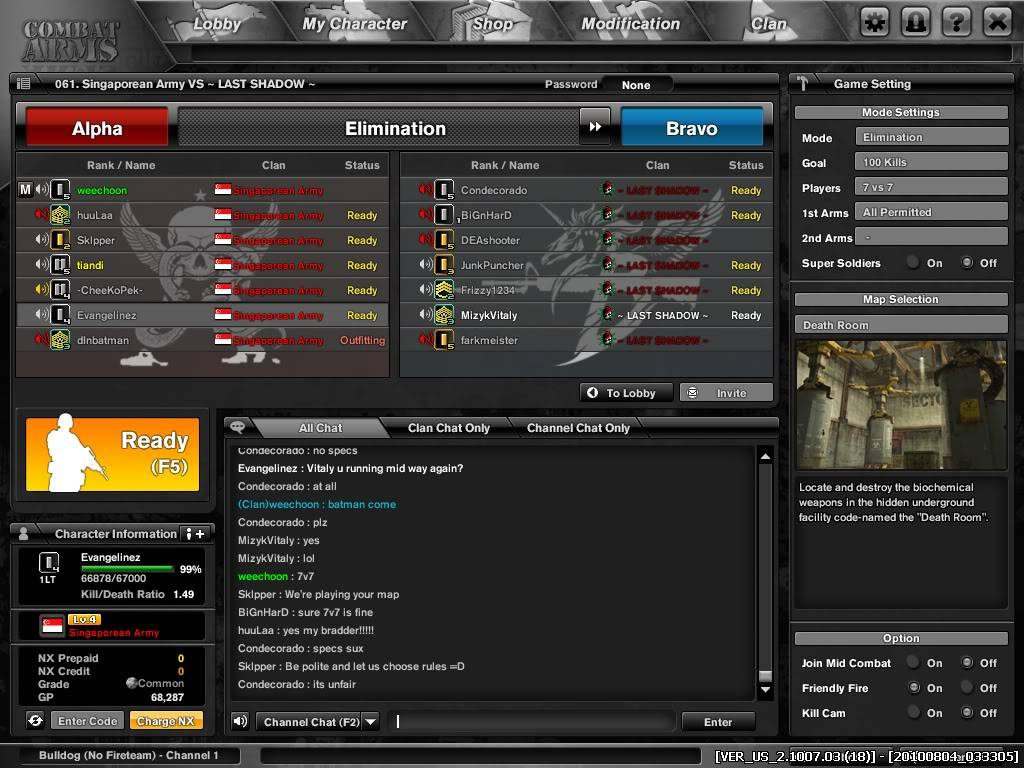 Many Clan War photos we won! And some losts.. Combat-Arms_83