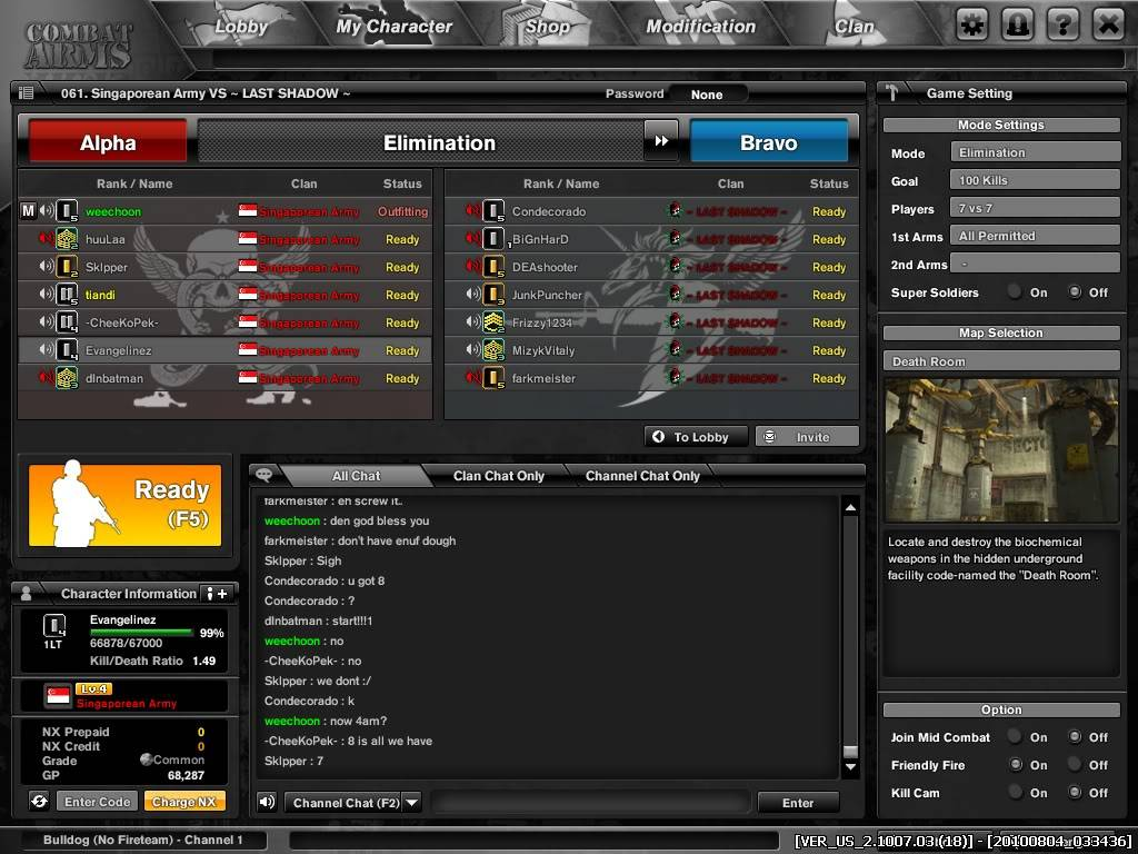 Many Clan War photos we won! And some losts.. Combat-Arms_84