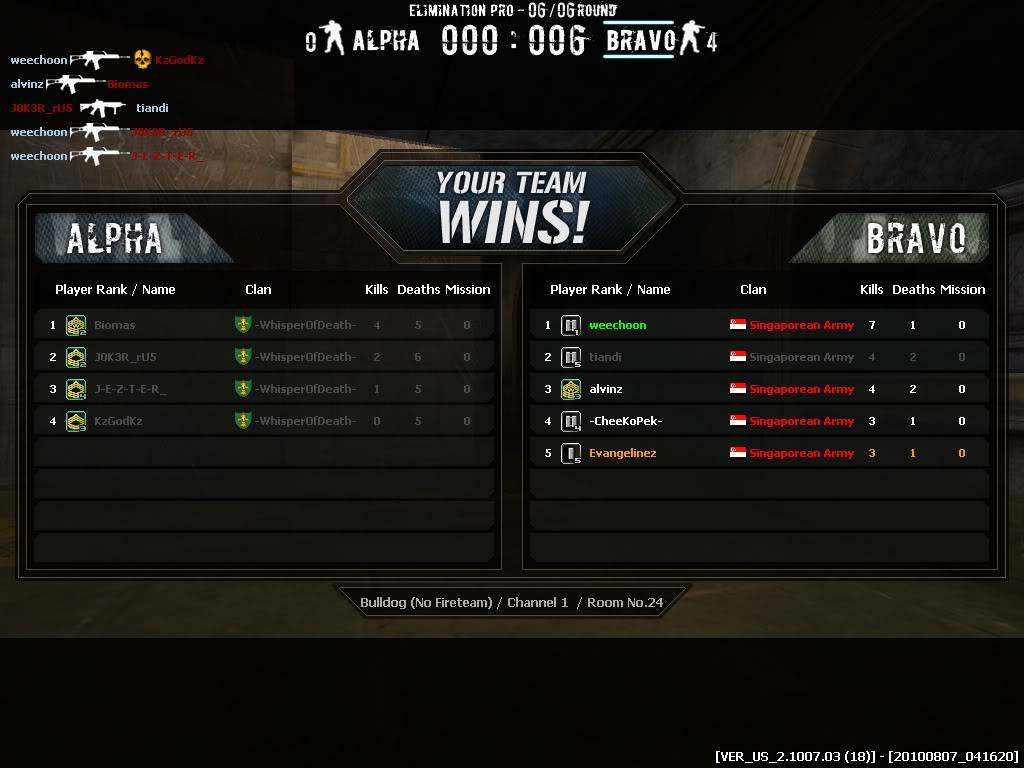 Many Clan War photos we won! And some losts.. Combat-Arms_95